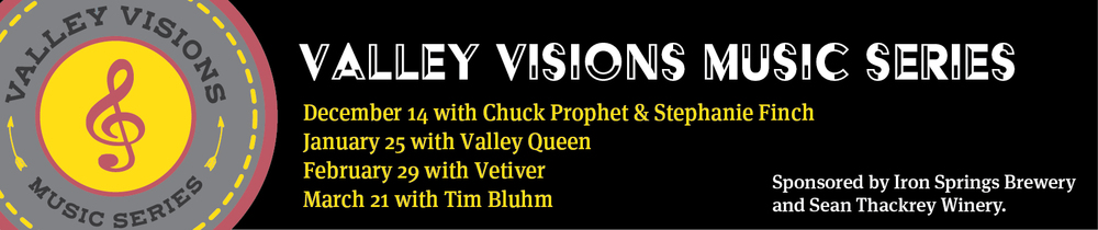 Valley Visions Music Series - Valley Queen