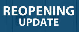 School Re-opening Update