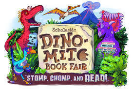 Scholastic Book Fair Starts Next Week!